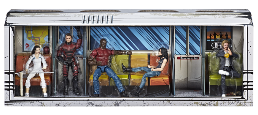 MARVEL LEGENDS SERIES DEFENDERS RAIL AUTHORITY 5-PACK - in pkg1.png