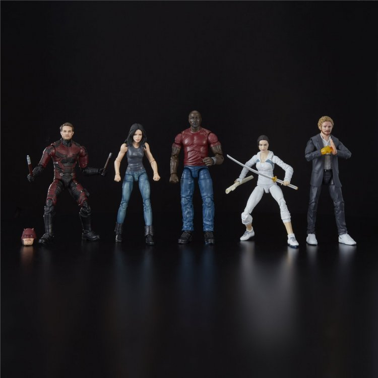 MARVEL LEGENDS SERIES DEFENDERS RAIL AUTHORITY 5-PACK - oop.jpg