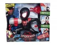 MARVEL SPIDER-MAN INTO THE SPIDER-VERSE SHOCK STRIKE MILES MORALES SPIDER-MAN Figure - in pkg.jpg
