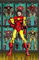 Ironman unmasked in hall of armors.jpg