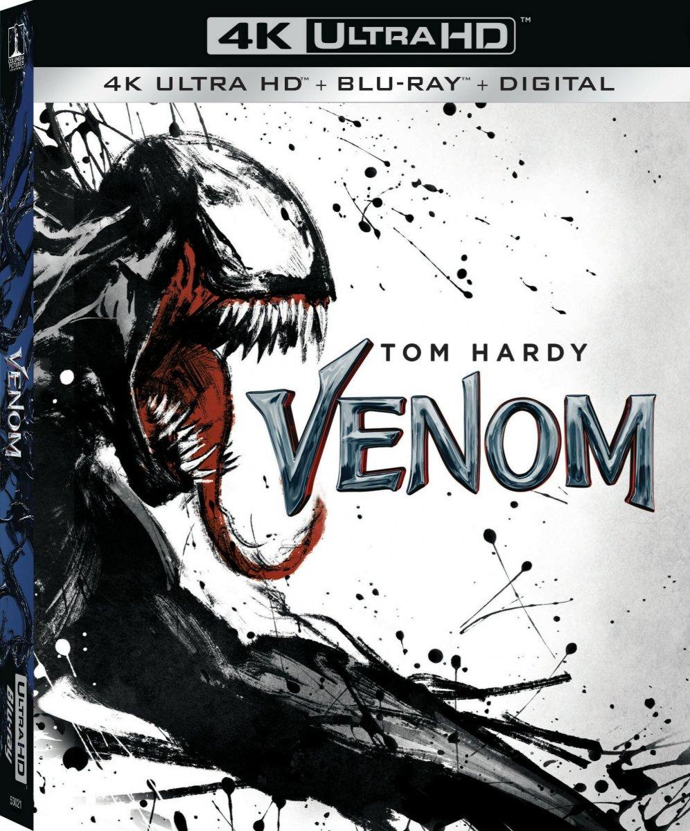 Eminem Venom Sound Track Free Download: 'Venom' 4K Ultra HD Combo Pack, Blu-Ray Combo Pack And DVD