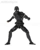 Marvel Spider-Man Legends Series 6-Inch Spider-Man Stealth Suit Figure oop.jpg