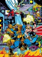 Thanos vs Thing and Thor.jpg