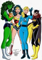 She-Hulk, WW, Invisible woman & batgirl.jpg