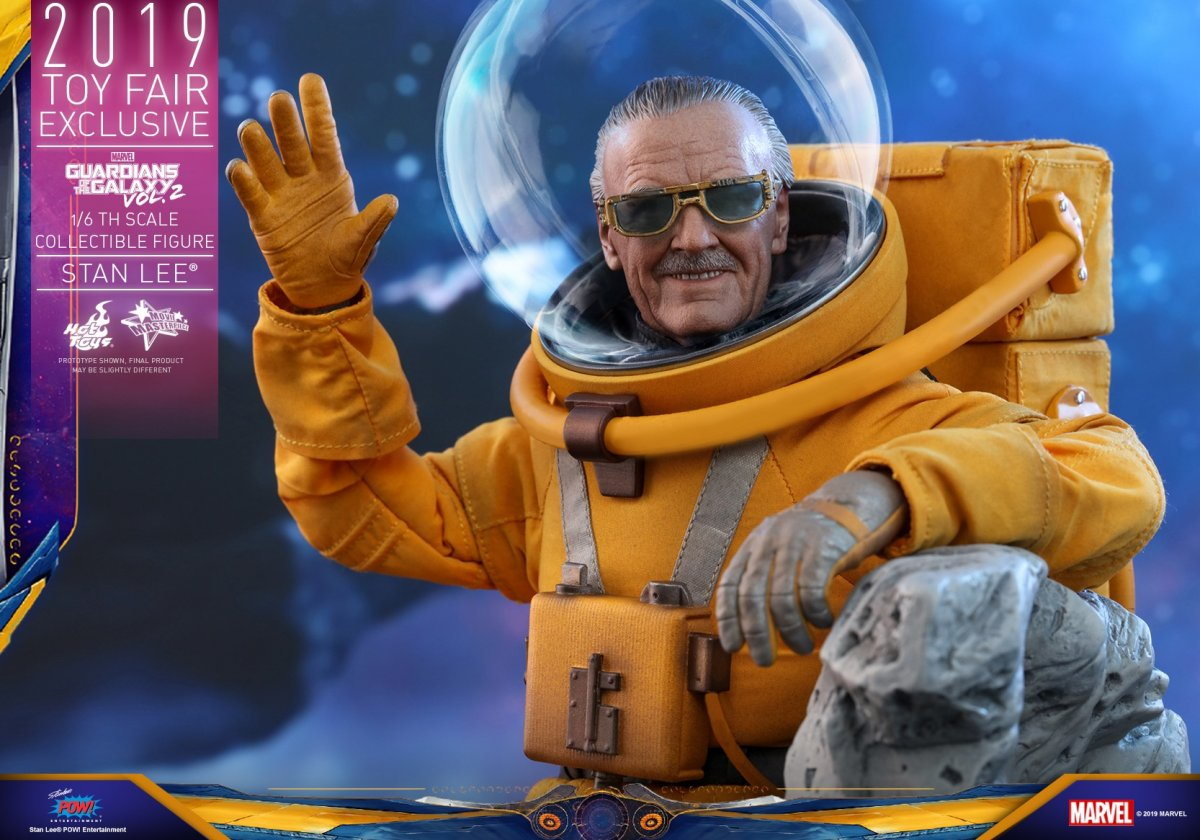Guardians Of The Galaxy Vol. 2 1/6th Scale Stan Lee Figure