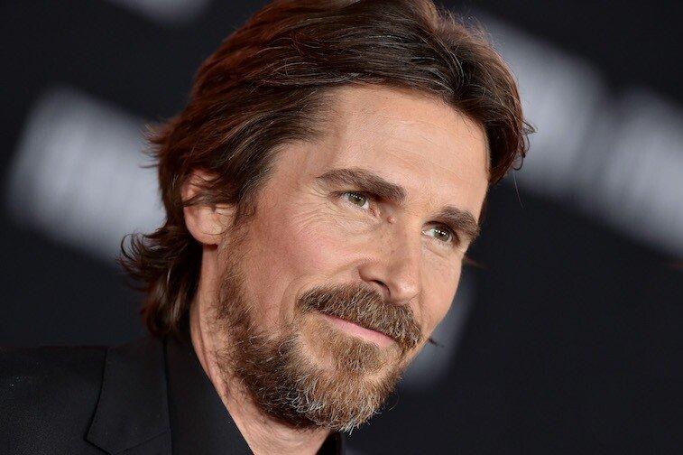 Christian Bale 2021